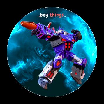 Galvatron Boy Things